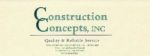 Construction Concepts, LLC