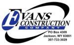 EVANS CONSTRUCTION CO.