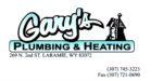 GARY'S PLUMBING & HEATING